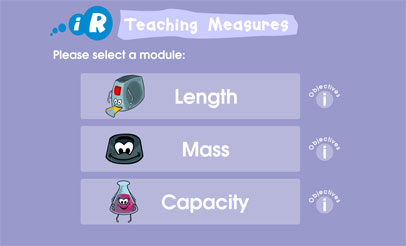 Teaching Measures