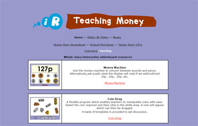Teaching Money