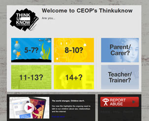 CEOPs Thinkuknow